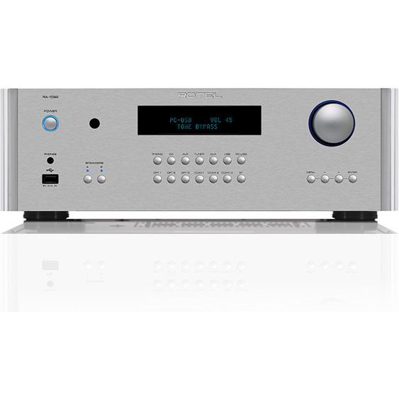 מקורי RA-1592 - Rotel | מגבר סטריאו | Fuse Stereo | הכי טוב שתשמע IC-28